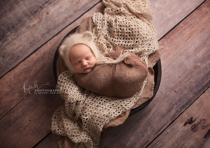 Louisville, Kentucky Newborn Photographer | Baby Luke